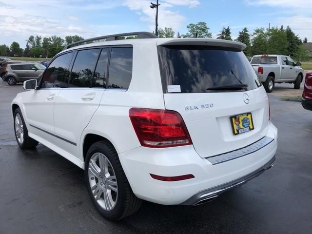 Mercedes-Benz GLK 2015 price $15,978