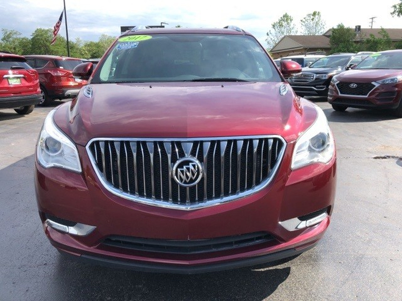 Buick Enclave 2017 price $24,408