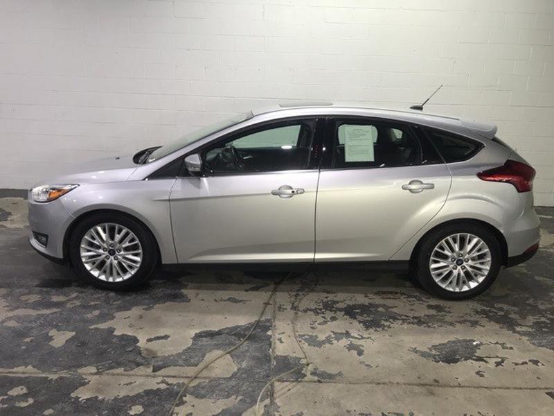 Ford Focus 2018 price $15,347