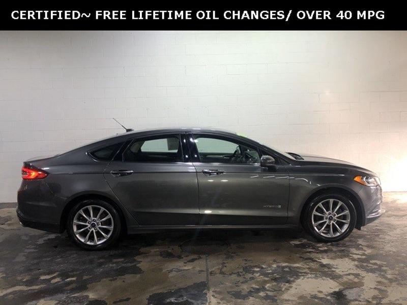 Ford Fusion Hybrid 2017 price $15,000