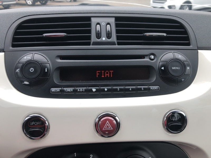 Fiat 500 2012 price $6,980