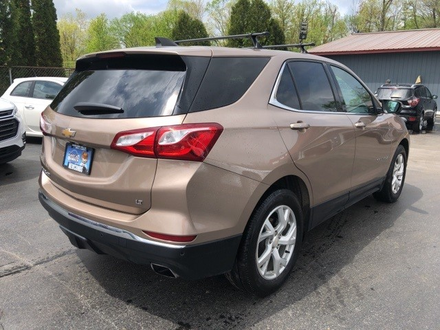 Chevrolet Equinox 2018 price $20,000
