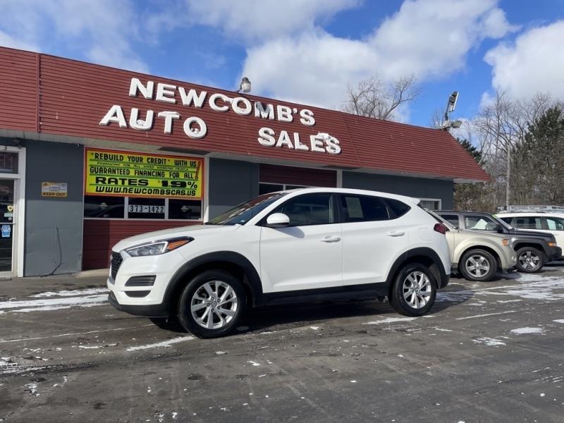 Hyundai Tucson 2019 price $15,995