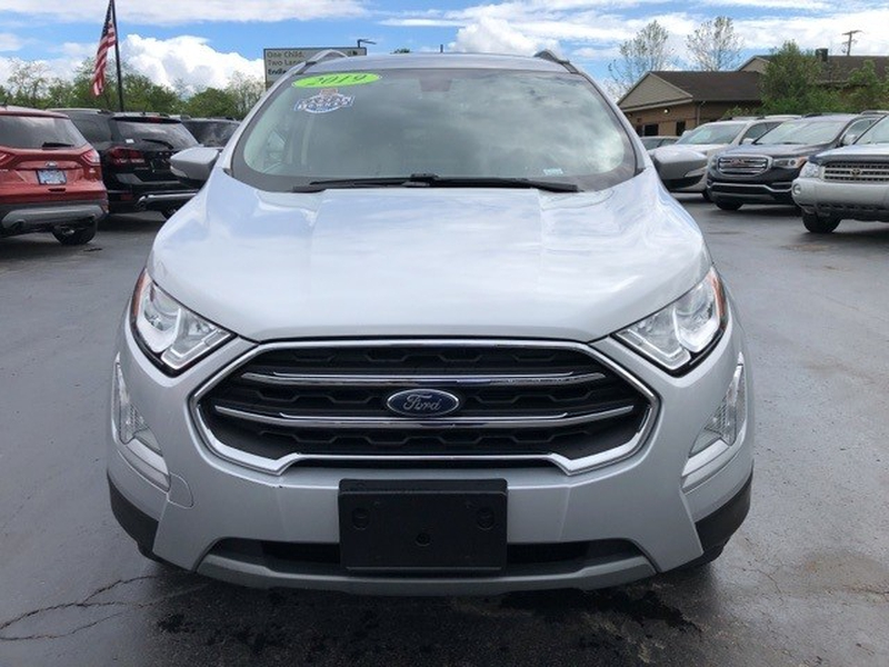 Ford EcoSport 2019 price $16,500