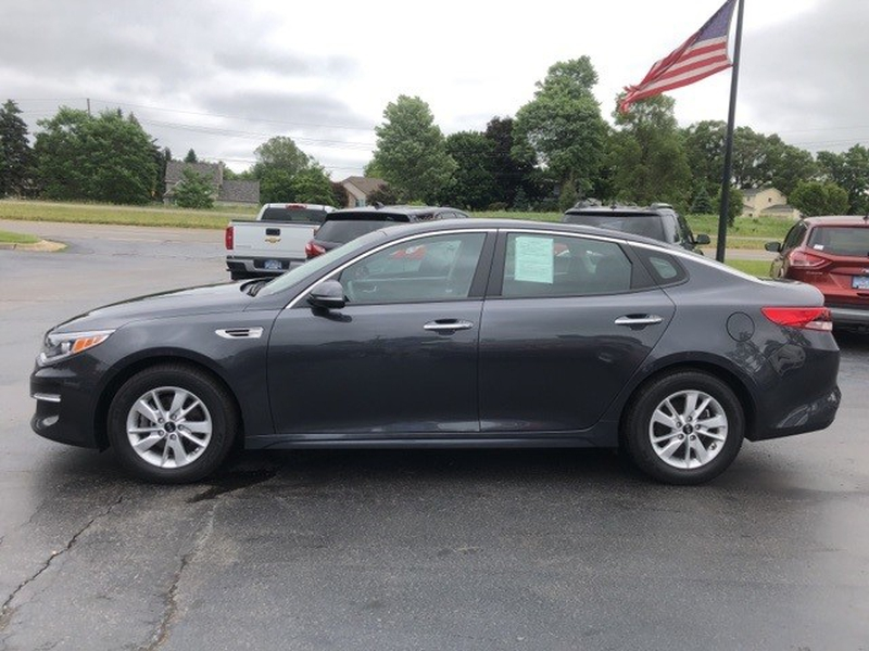 Kia Optima 2017 price $14,795