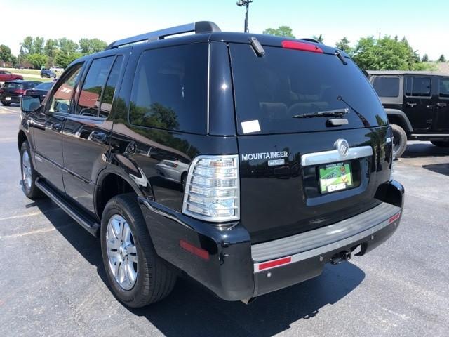 Mercury Mountaineer 2007 price $7,185