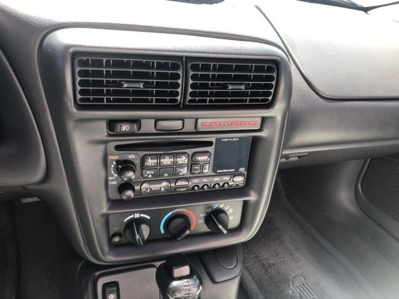 Chevrolet Camaro 1997 price $14,850