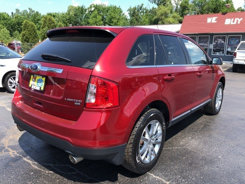 Ford Edge 2013 price $15,485