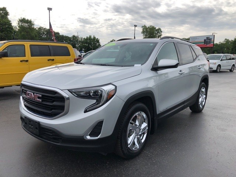 GMC Terrain 2018 price $21,350