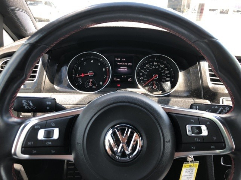 Volkswagen Golf GTI 2016 price $17,680