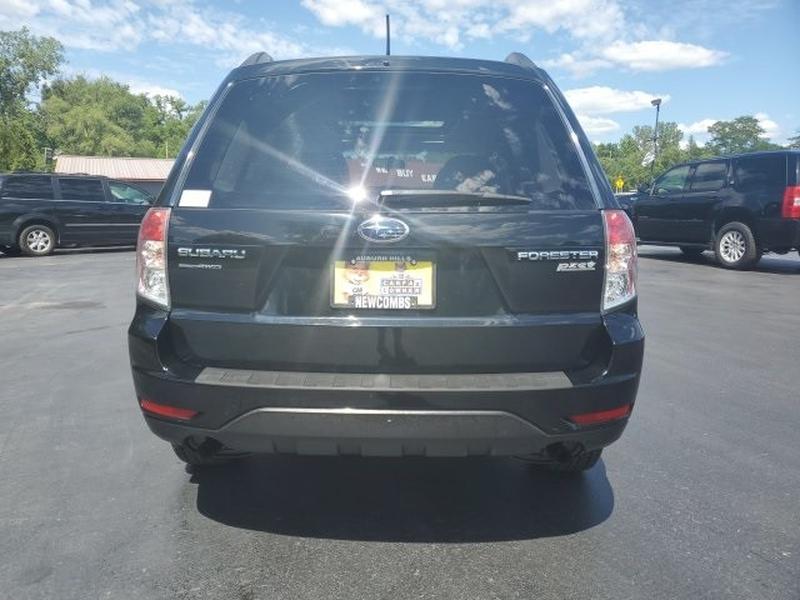 Subaru Forester 2011 price $8,500