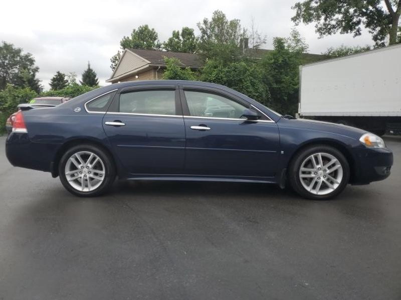 Chevrolet Impala 2009 price $4,480