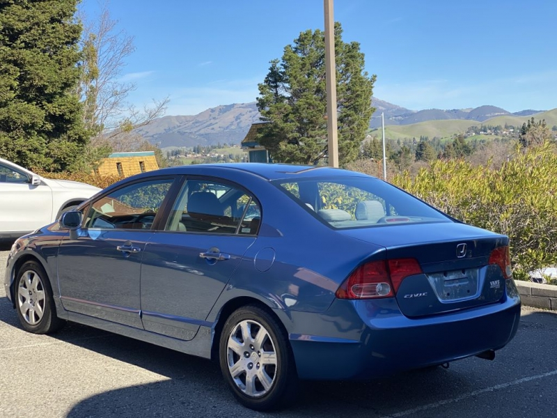 HONDA CIVIC 2007 price $6,450