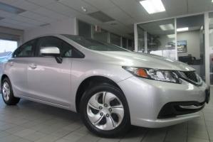Honda Civic Sedan 2015