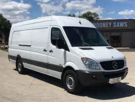 Mercedes-Benz Sprinter Cargo Vans 2010