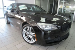 BMW 750i 2012