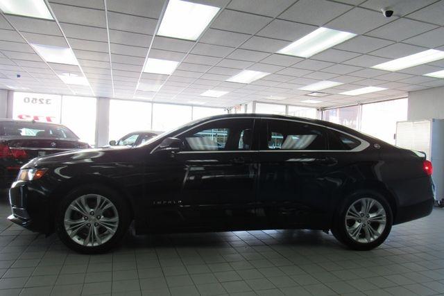 2014 Chevrolet Impala 4dr Sdn Lt W 1lt