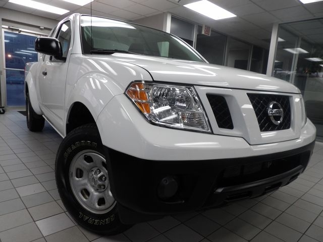 Nissan Frontier King Cab 2018 price $15,999