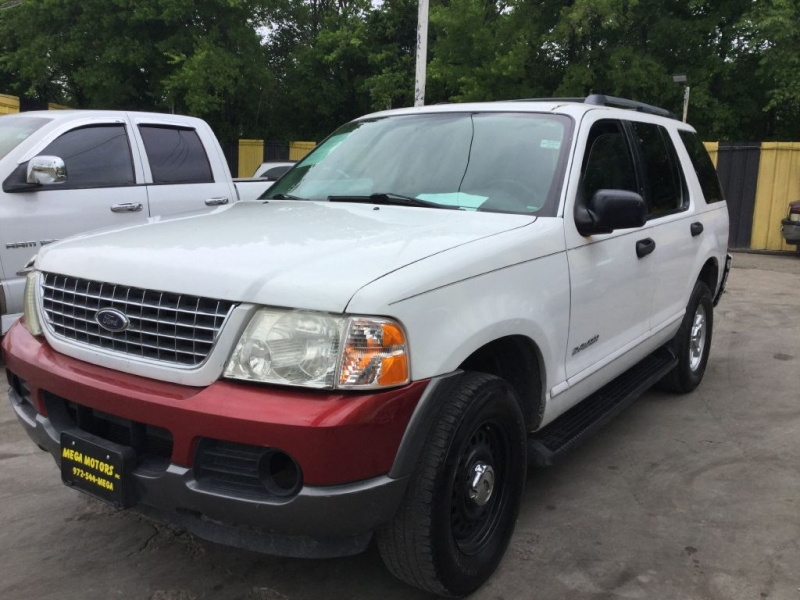 FORD EXPLORER 2004 price $199 Down