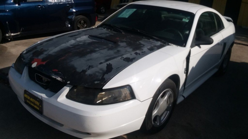 FORD MUSTANG 2004 price $199 Down