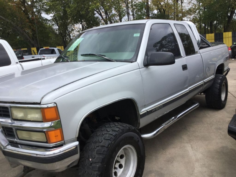 Chevy Dealership Dallas Tx >> 1997 CHEVROLET GMT-400 K1500 - Inventory | Mega Motors Inc | Auto dealership in Dallas, Texas