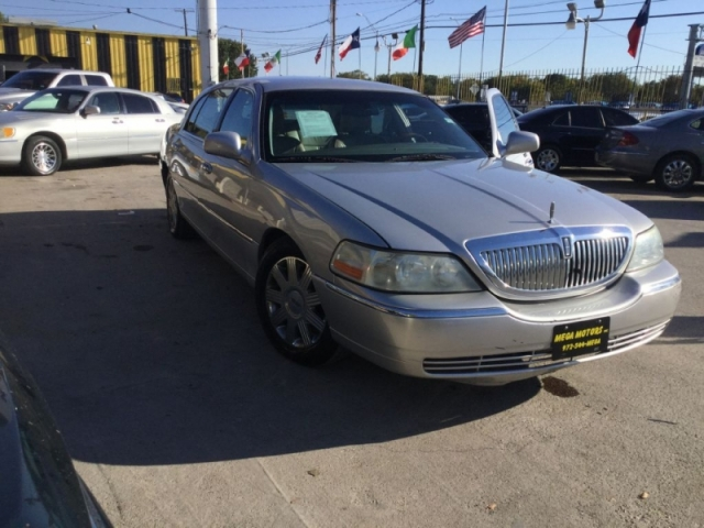 2004 Lincoln Town Car Ultimate Long Wheelbase Inventory Mega