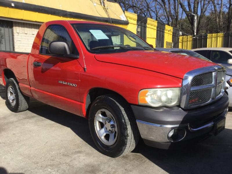DODGE RAM 1500 2002 price $525 Down