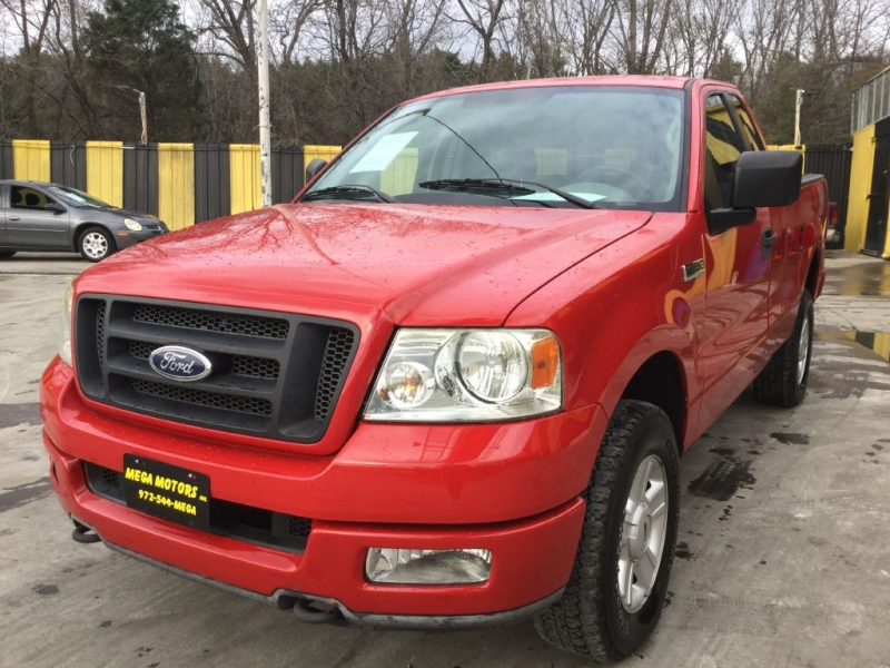 FORD F150 2005 price $1,025 Down