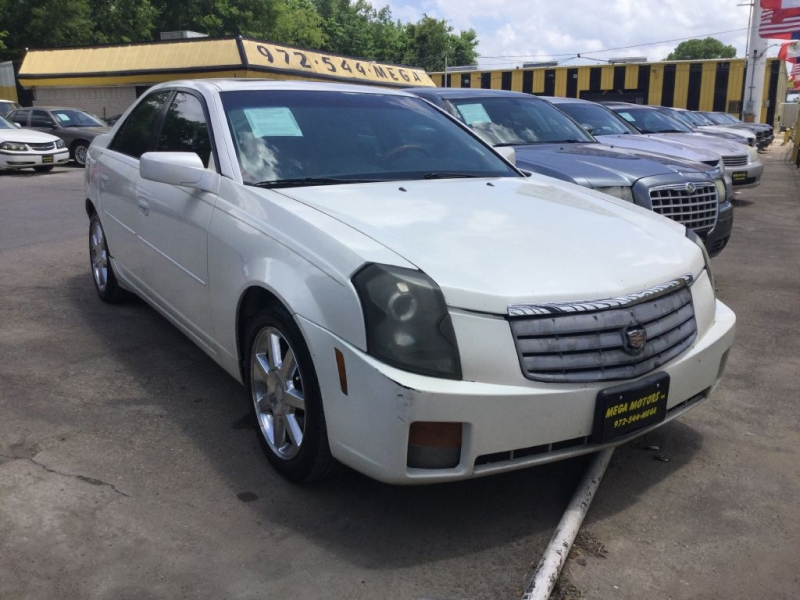 CADILLAC CTS 2005 price $299 Down