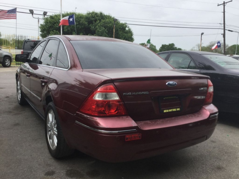 FORD FIVE HUNDRED 2005 price $399 Down