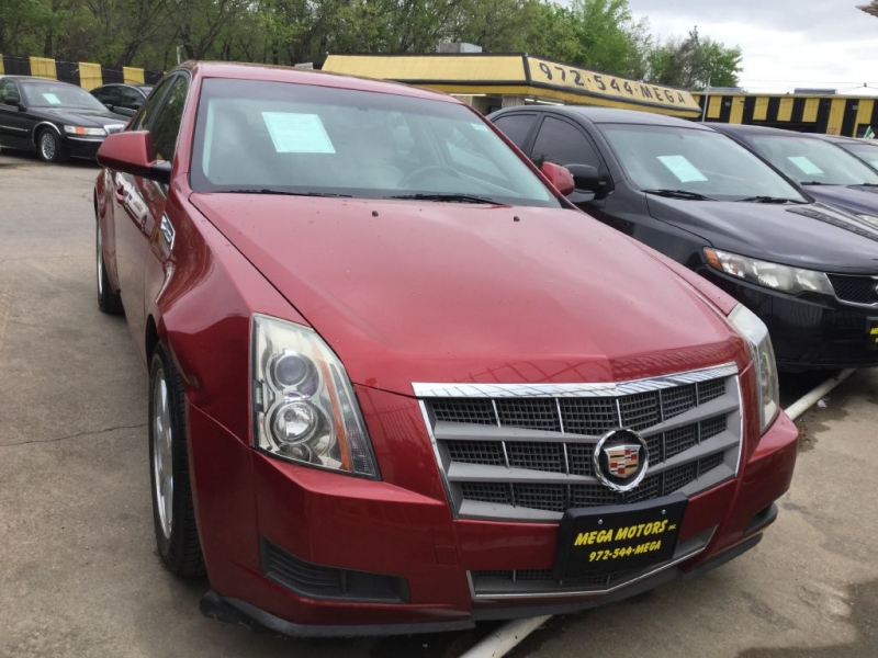 CADILLAC CTS 2009 price $1,025 Down