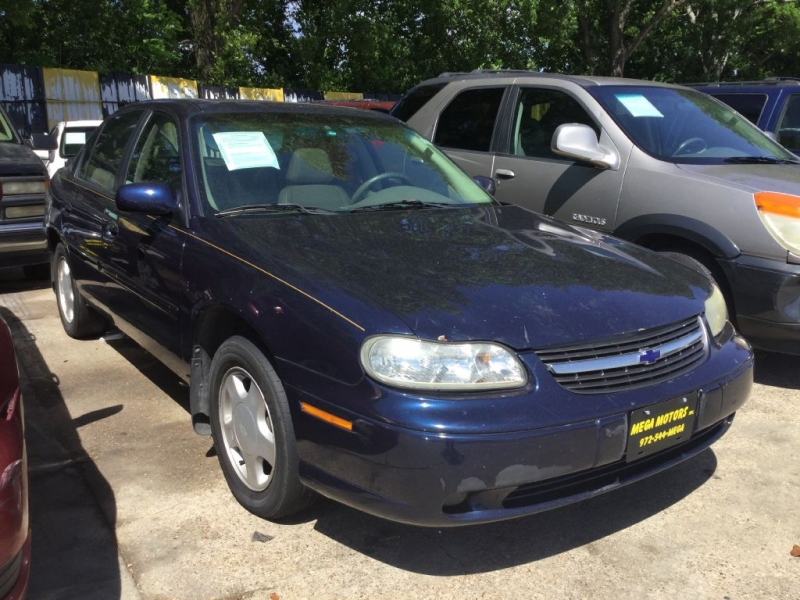 CHEVROLET MALIBU 2000 price $199 Down