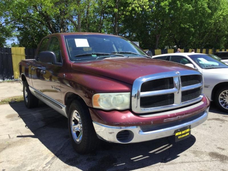 DODGE RAM 1500 2002 price $399 Down