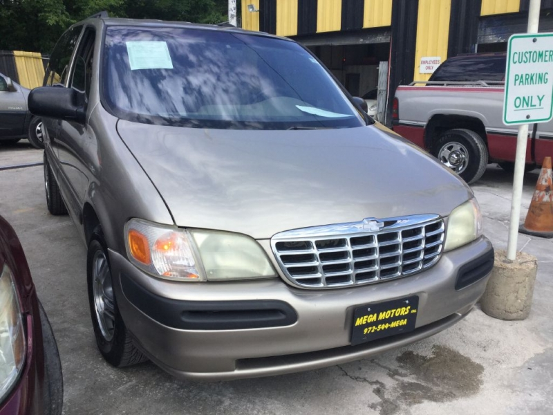 CHEVROLET VENTURE 2000 price $199 Down