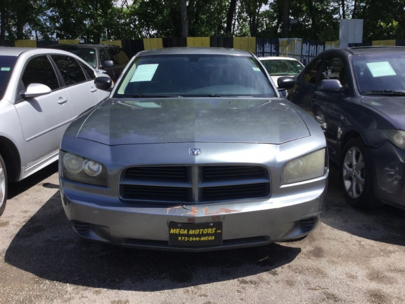 DODGE CHARGER 2007 price $725 Down