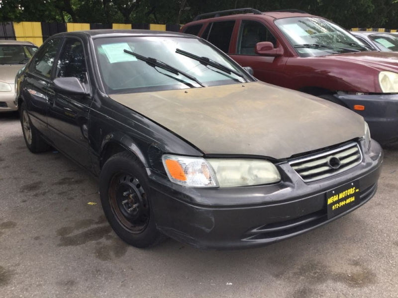 TOYOTA CAMRY 2001 price $299 Down