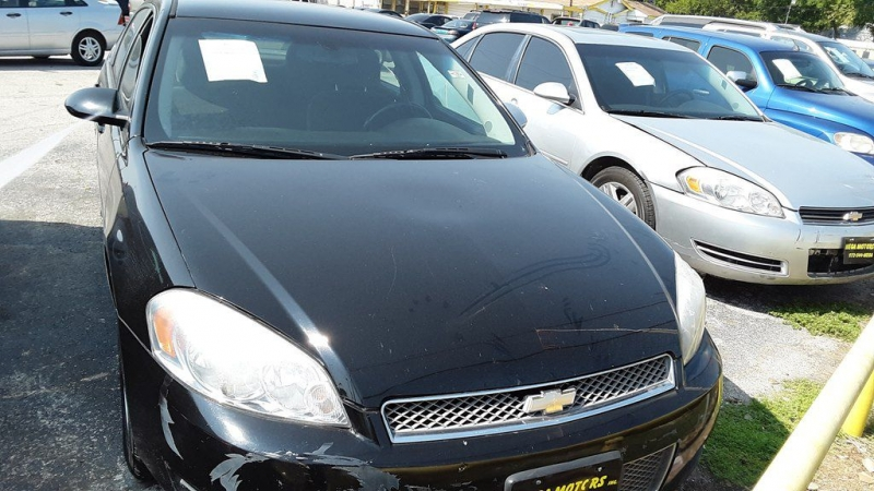 CHEVROLET IMPALA 2012 price $525 Down