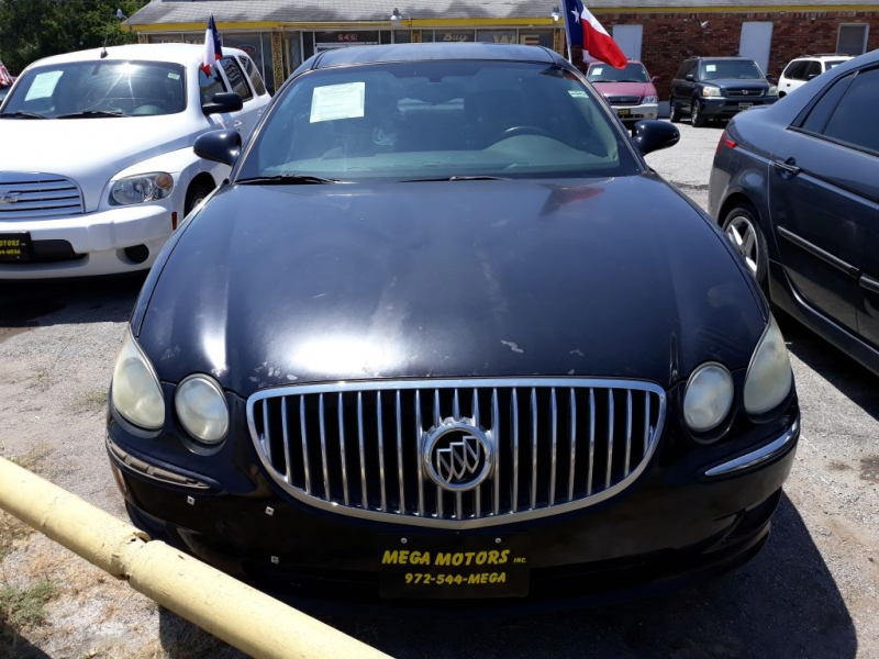 BUICK LACROSSE 2008 price $525 Down