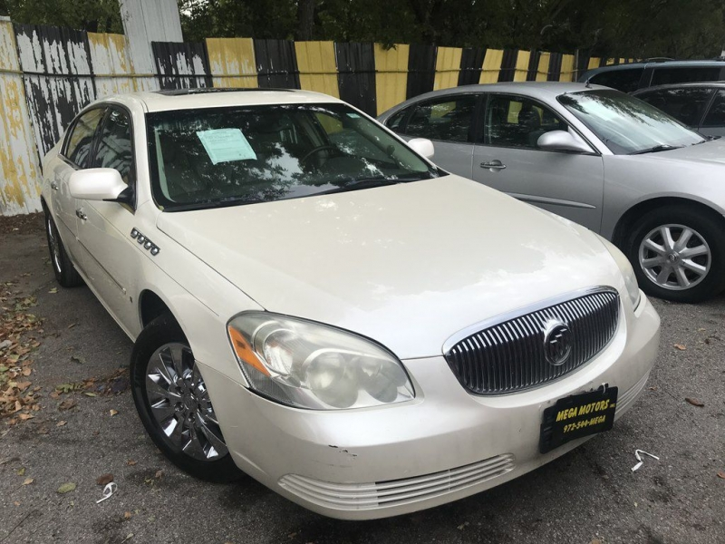 BUICK LUCERNE 2008 price $525 Down