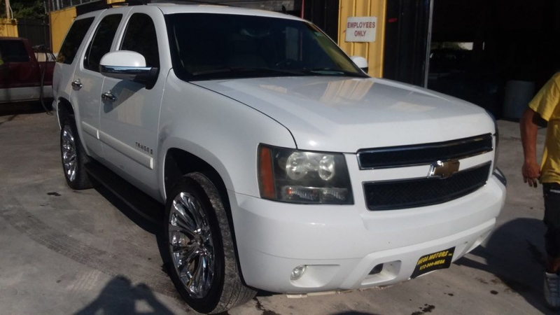 CHEVROLET TAHOE 2007 price $2,025 Down