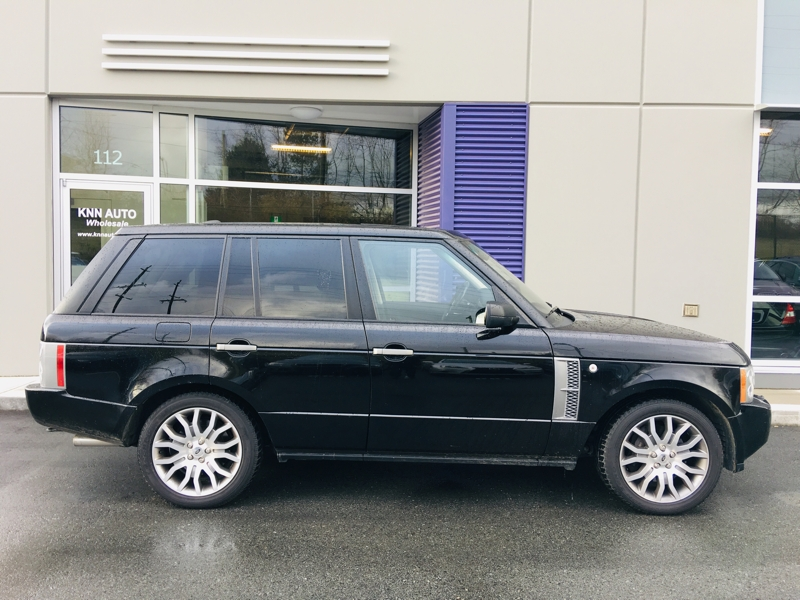 Range Rover Autobiography Price >> 2009 Range Rover Hse Autobiography Hse 4dr Suv 4wd