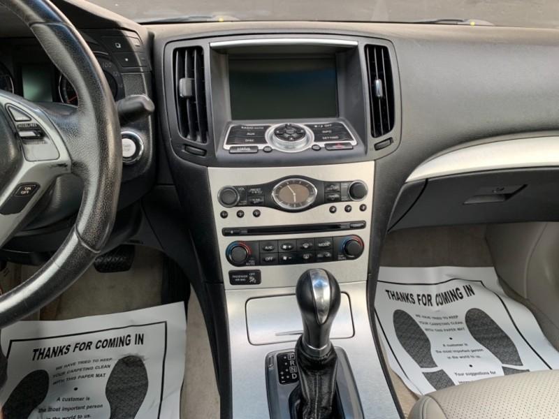 Infiniti G37 Coupe 2009 price $6,899