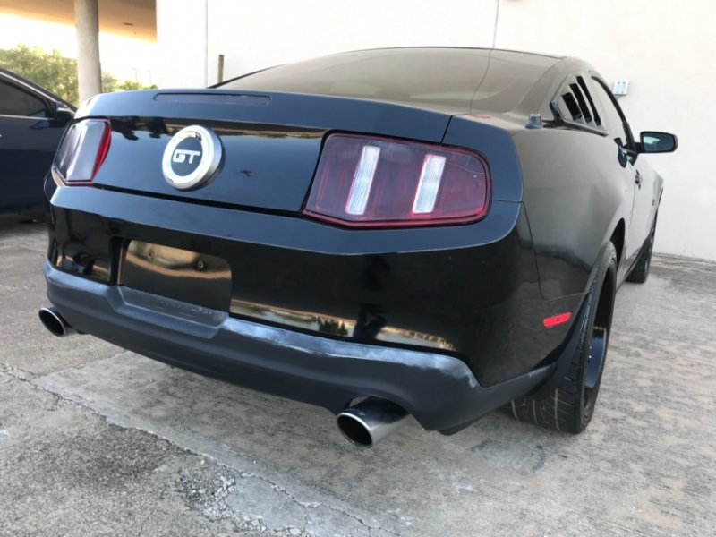Ford Mustang GT 2010 price $11,999