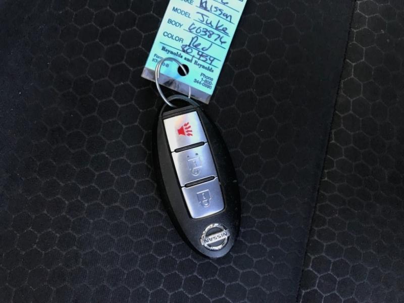 Nissan JUKE 2016 price $10,995