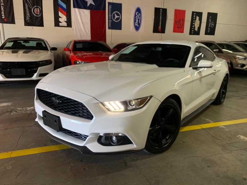 Ford Mustang 2016 price $17,299