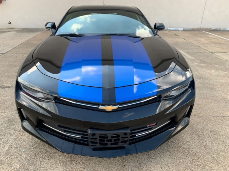 Chevrolet Camaro 2017 price $18,995