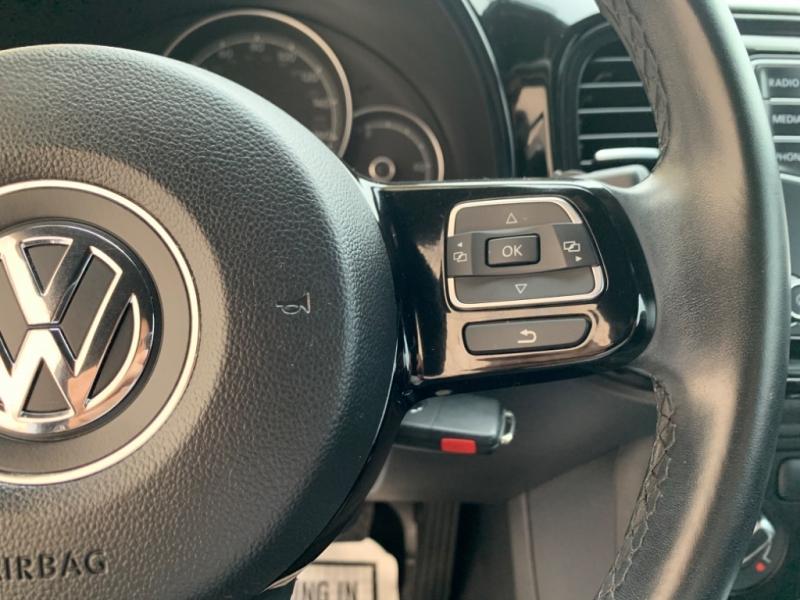 Volkswagen Beetle 2017 price $14,995