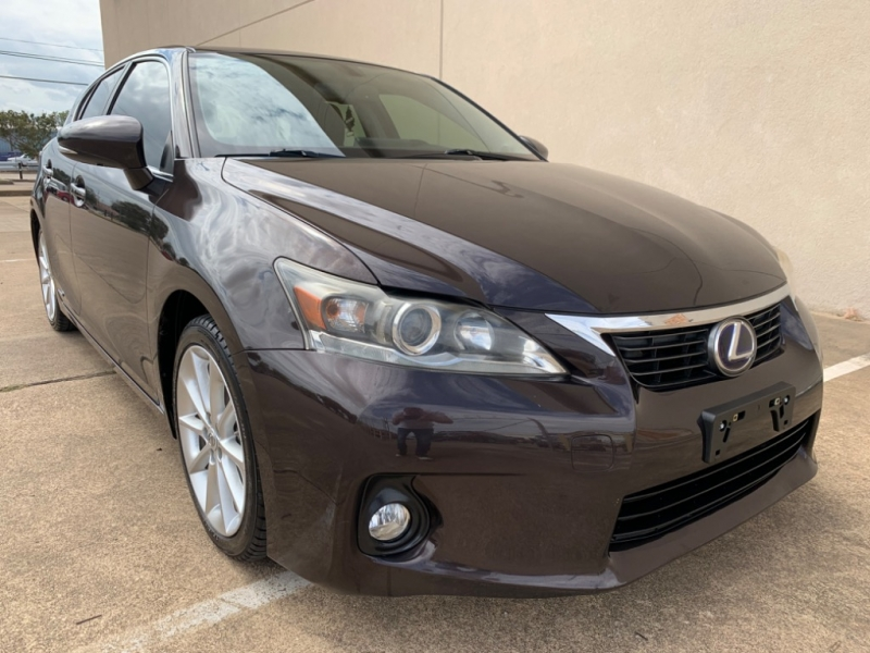 Lexus CT 200h 2011 price $9,499
