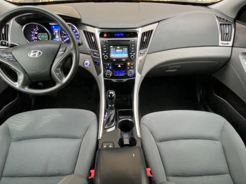 Hyundai Sonata Hybrid 2015 price $11,499