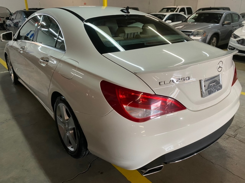 Mercedes-Benz CLA 2016 price $16,995